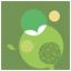 Le jardin d'ESIA Logo